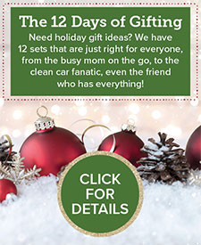 12 Days of Gifting - Canada Flyer