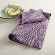 Textured Kitchen Towel & Cloth Set - Amethyst